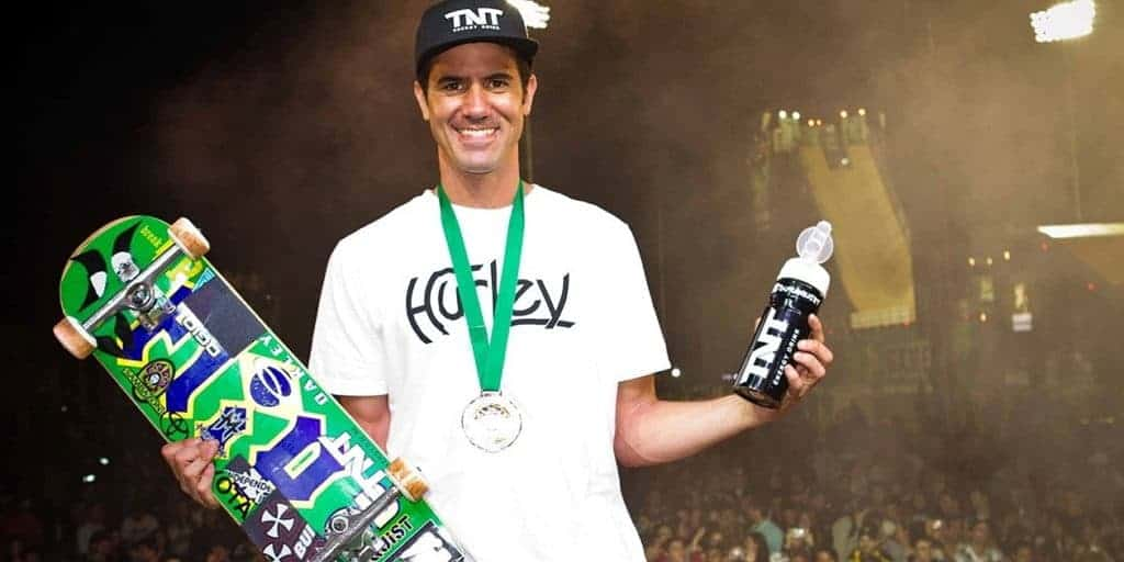 Top 5 Skateboarding Legends