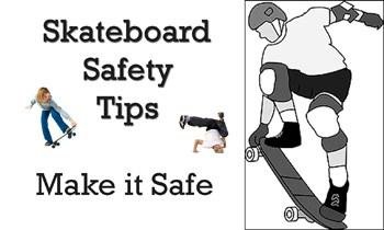 skateboard safety, skateboarding safety tips