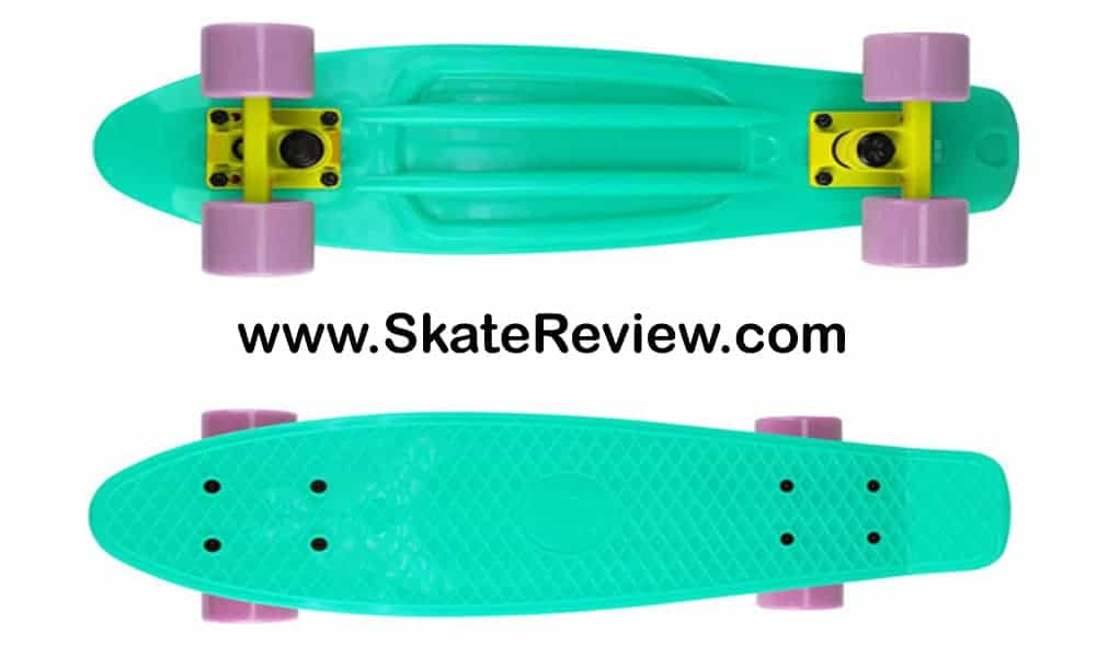 cal 7 cruiser mini skateboard