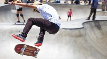 Learn how to Heelflip with skateboard For Beginners