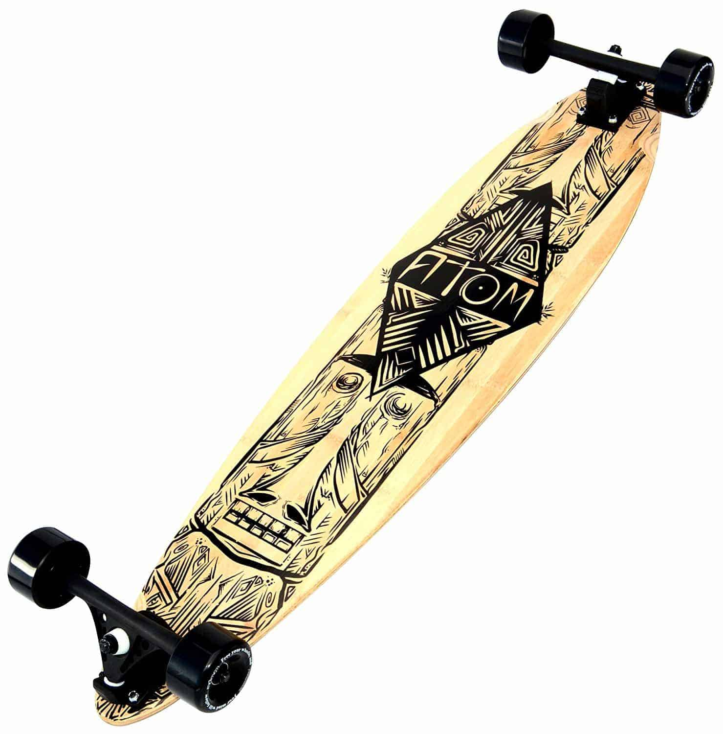 Atom Pintail Longboard Review