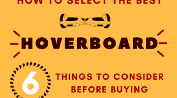 [Infographic] Self Balancing Scooter-Hoverboard Buying Guide