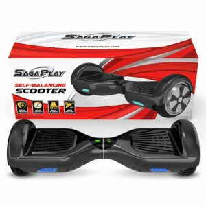 sagaplay motorized kids scooter