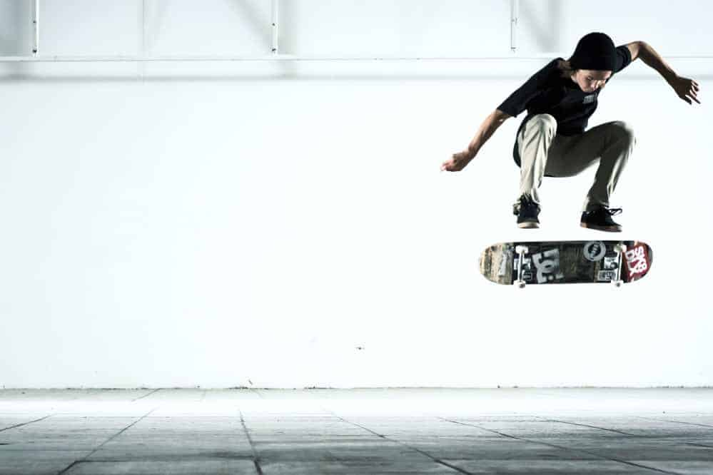 7 Skateboarding Tricks Will Make You Professional Skateboarder