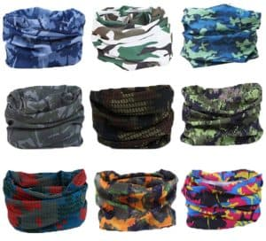 Kingree 9PCS Headbands