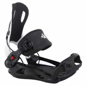 System MTN Men's 2018 Rear Entry Flow Snowboard Bindings