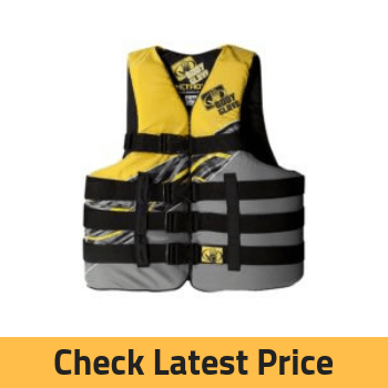 Body Glove Nylon Life Vest