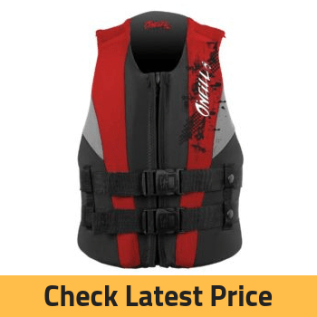 O'Neill Youth Reactor Life Vest