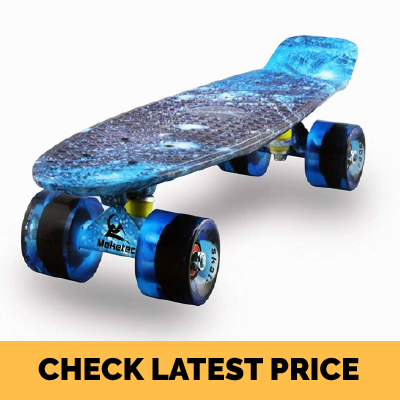 SKITCH Complete Set Mini Cruiser Skateboard Review