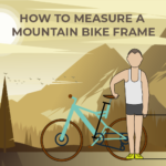 How to Measure a Mountain Bike Frame: Easiest Way to Do