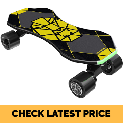 Swagtron Swag Skate NG3 Electric Skateboard