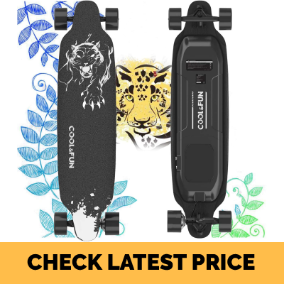 URBANPRO Electric Longboard
