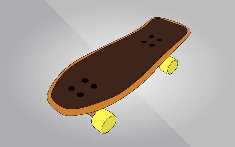 different types of skateboards-Old School Skateboards