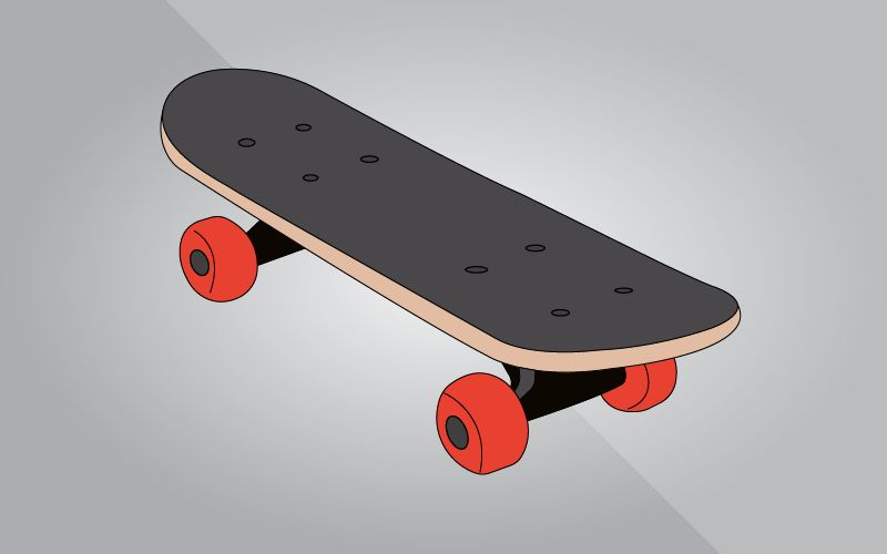 different types of skateboards-mini skateboards